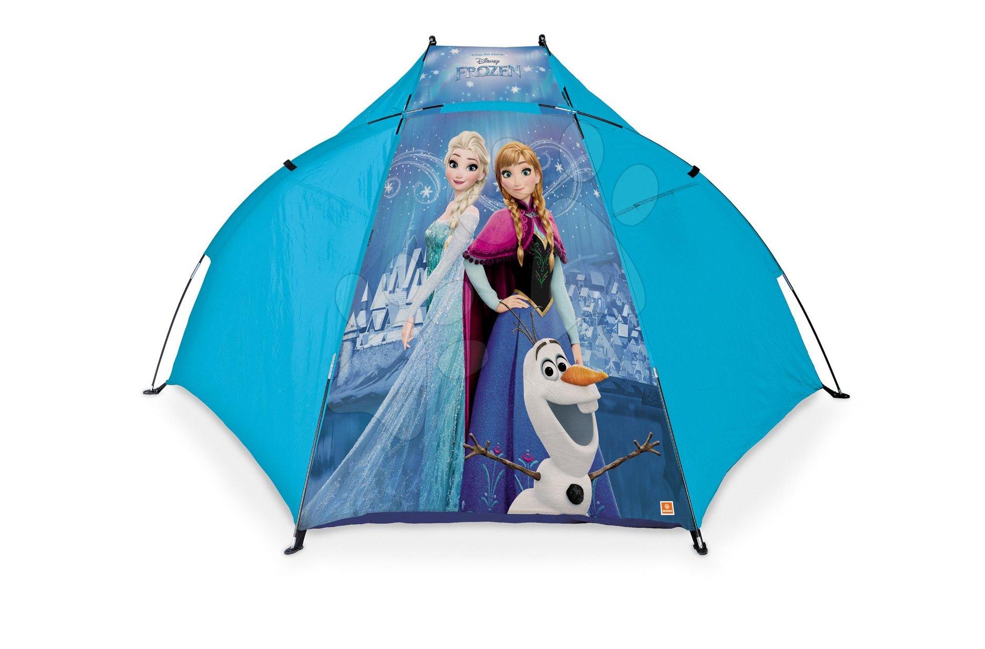 Šotor za plažo Frozen Beach Shelter Mondo z zaščito pred vetrom in modro torbo