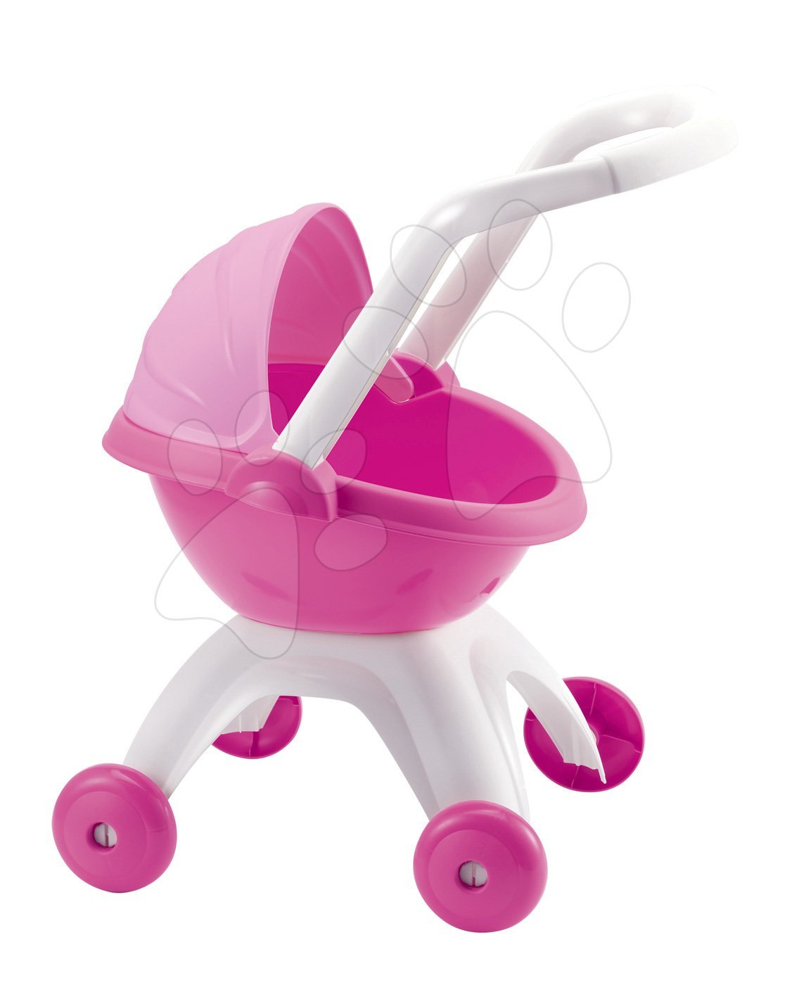 Écoiffier kočík pre bábiku Nursery hlboký obojstranný 2847