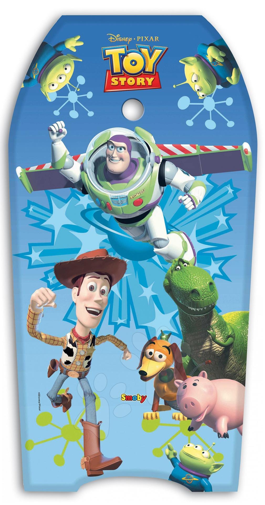 Staré položky - Plovací deska Toy Story