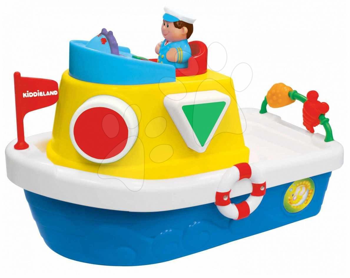 Staré položky - Activity loďka Kiddieland