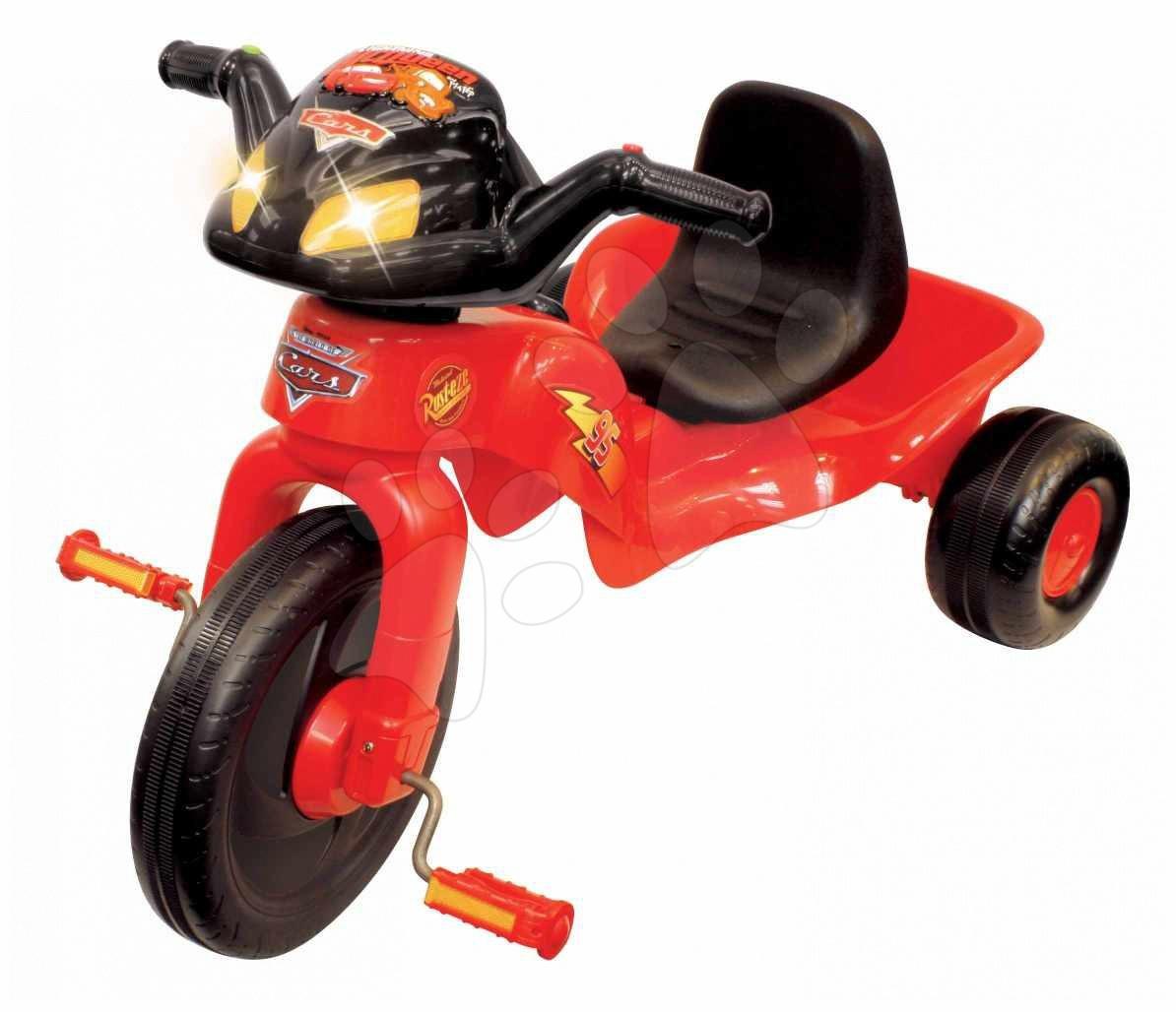 Kiddieland Cars Trike na šlapanie