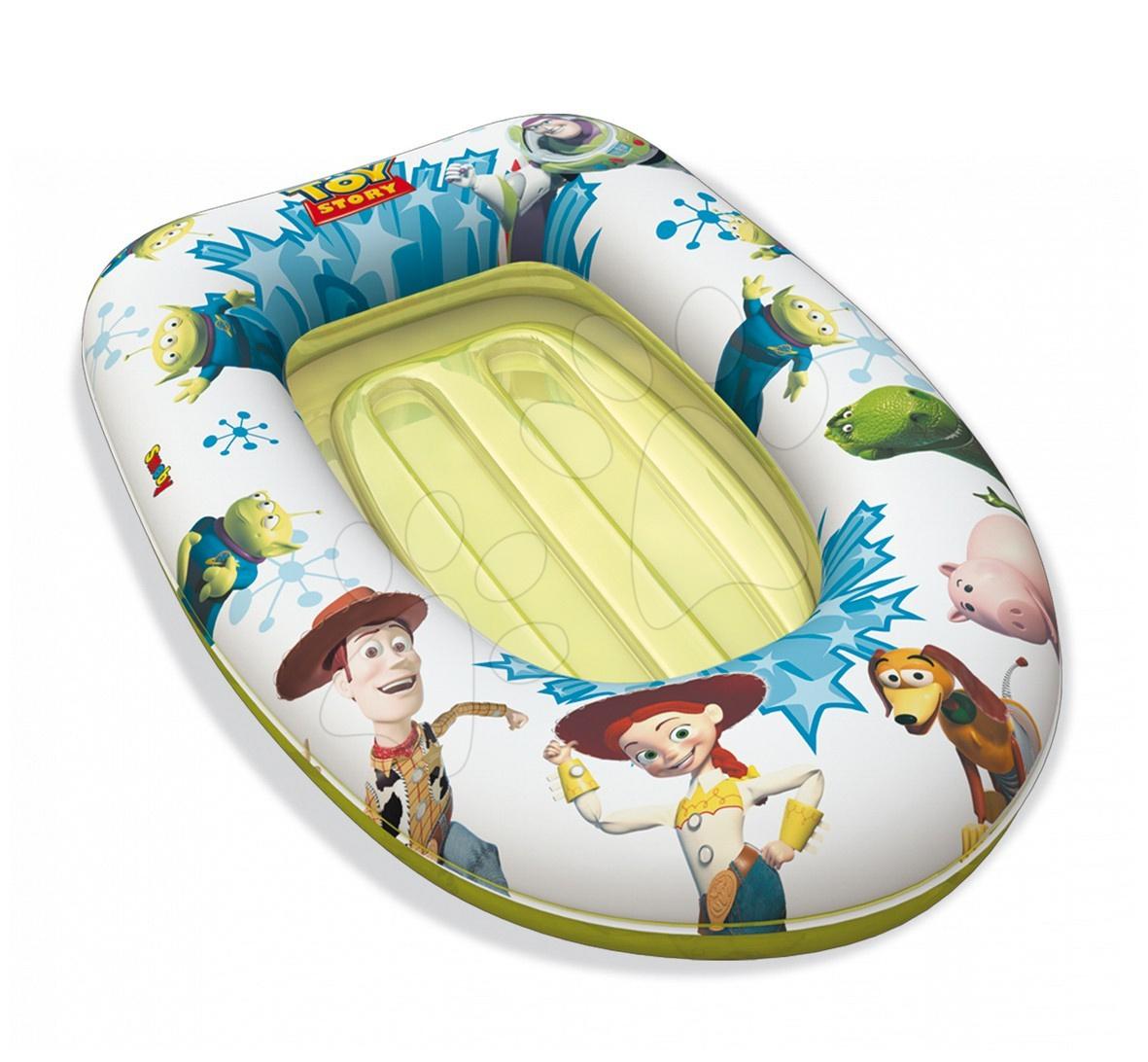 Nafukovací člun Toy Story Smoby 124 cm