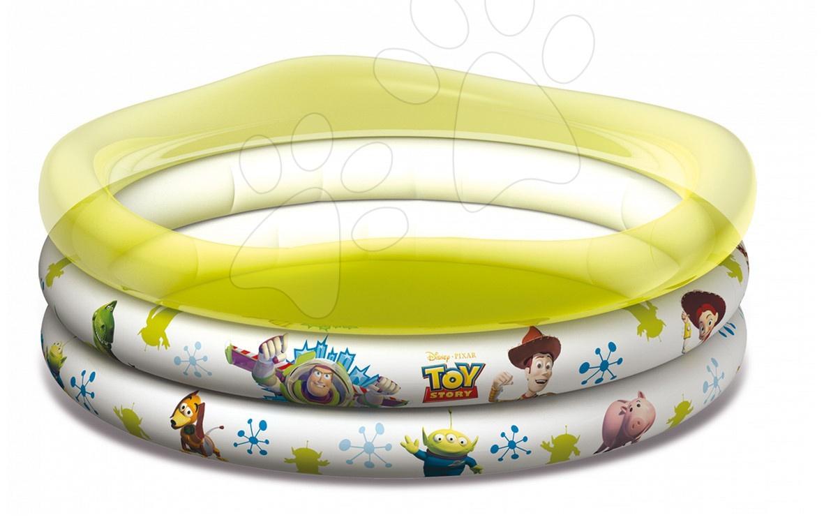 Toy Story nafukovací bazén Smoby trojkomorový, 140 cm