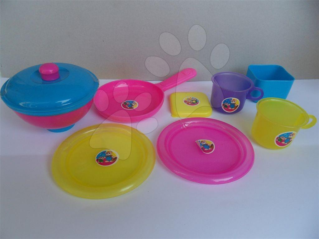 Set nádobí do kuchyňky