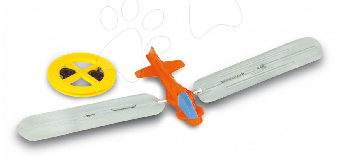 Staré položky - Vystřelovací letadlo Smoby