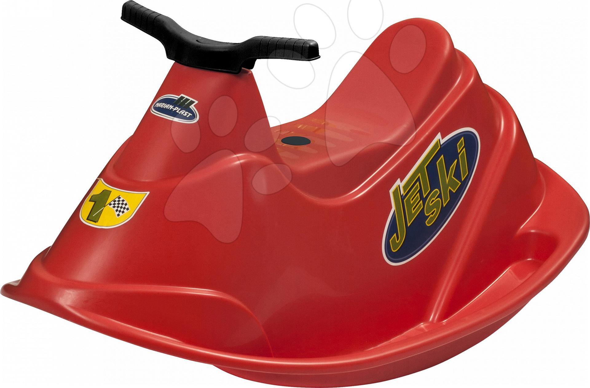 Houpačka skútr Jet Ski PalPlay červená