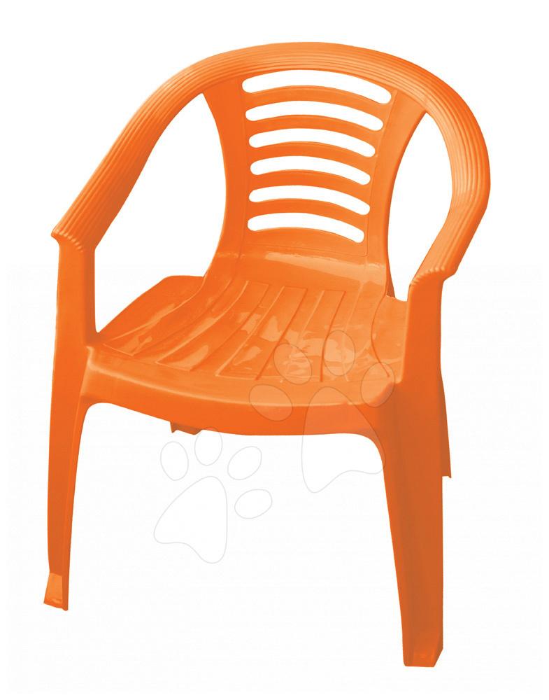 Židlička PalPlay oranžová