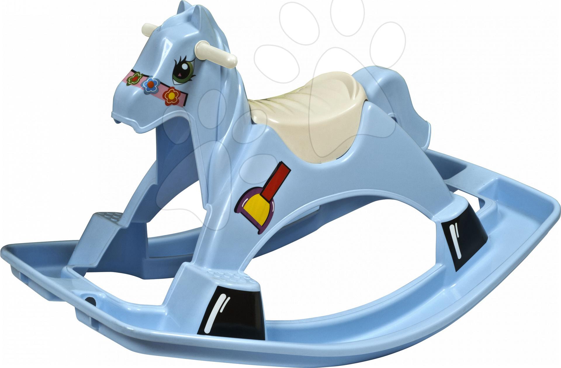 Hojdacie koníky - Hojdací koník PalPlay modrý