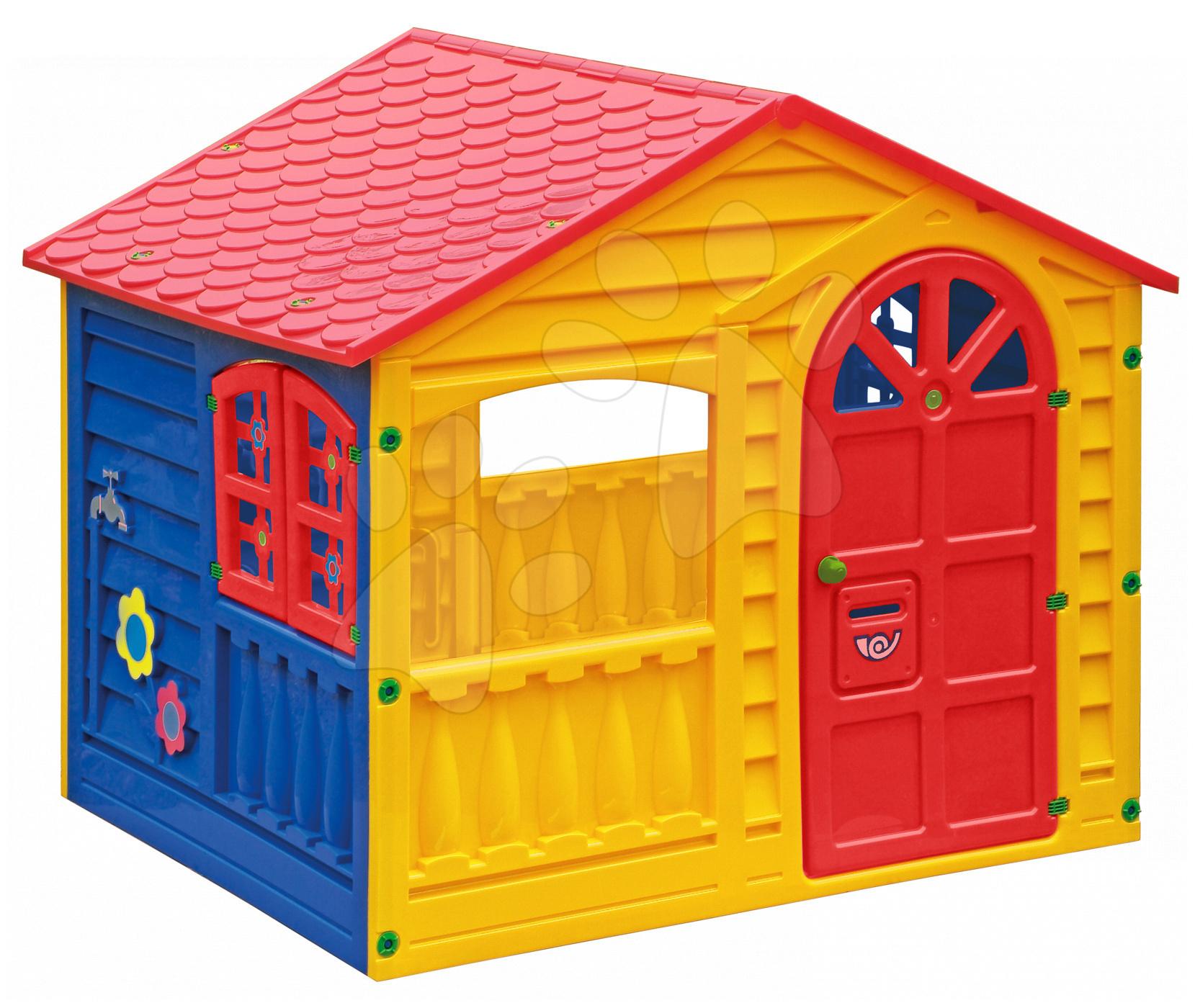 Domečky pro děti - Domeček Happy House PalPlay #VALUE! od 24 měsíců