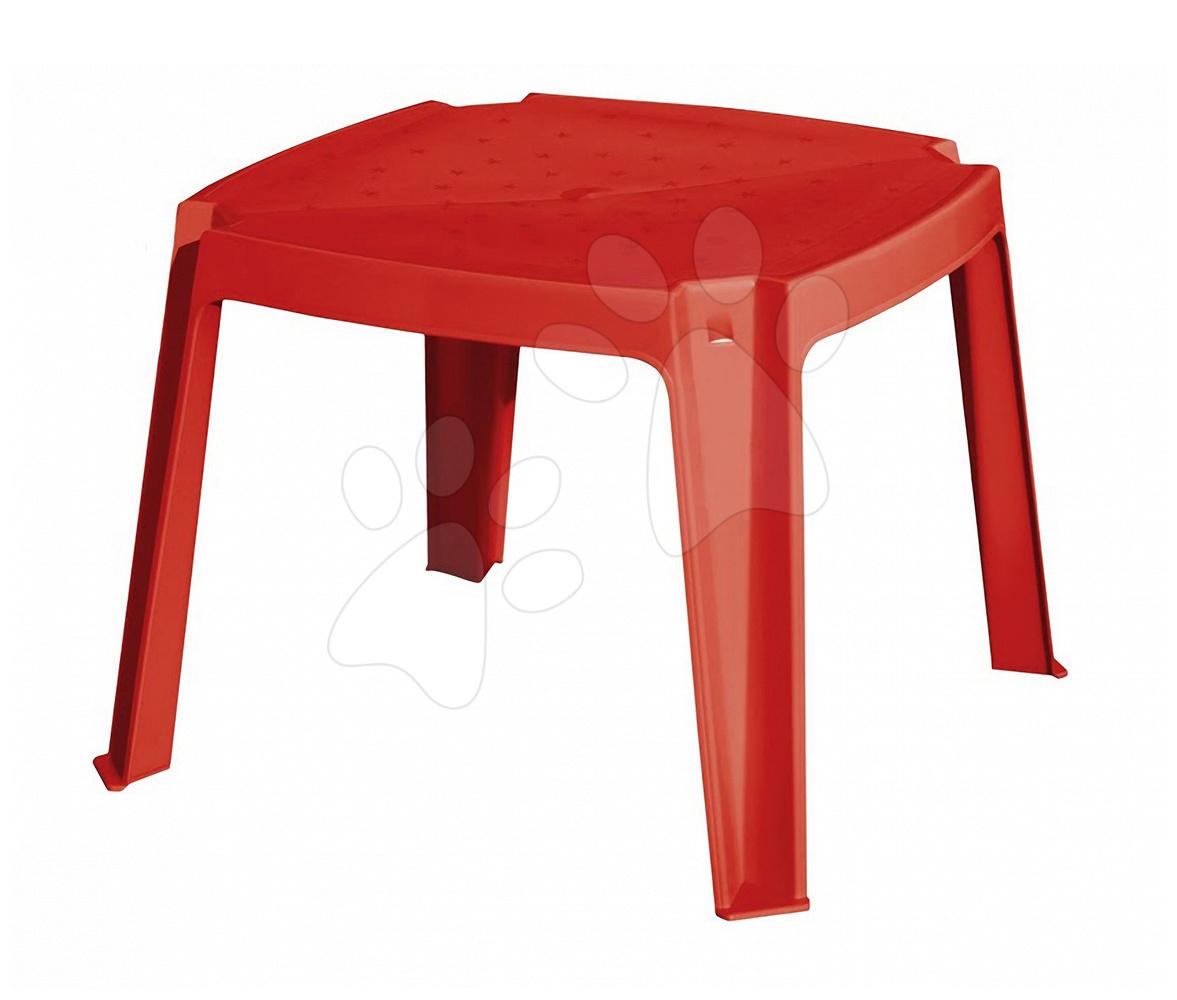 Stůl PalPlay červený od 24 měsíců