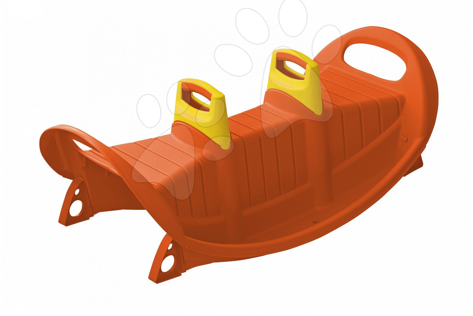 Houpačka PalPlay oboustranná oranžová