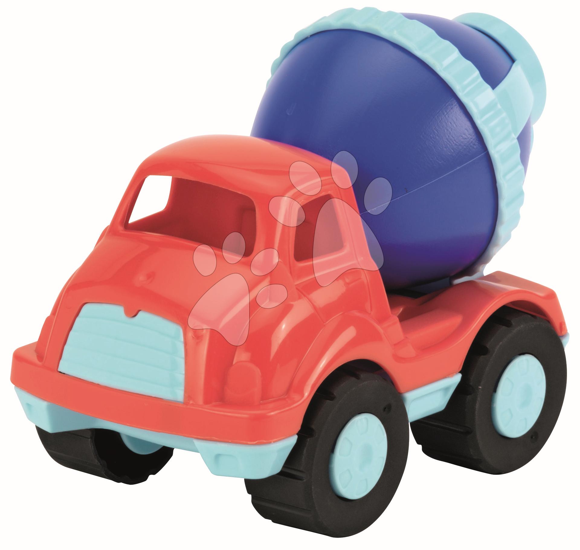 Dětská míchačka Ecoiffier pracovní autíčko délka 21 cm od 18 měsíců