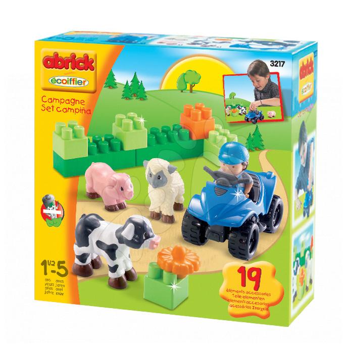 Abrick farmářská čtyřkolka