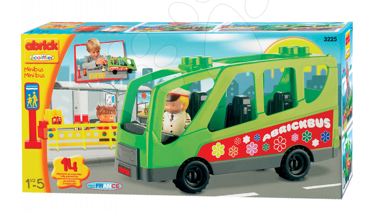 Nezaradené - Abrick autobus