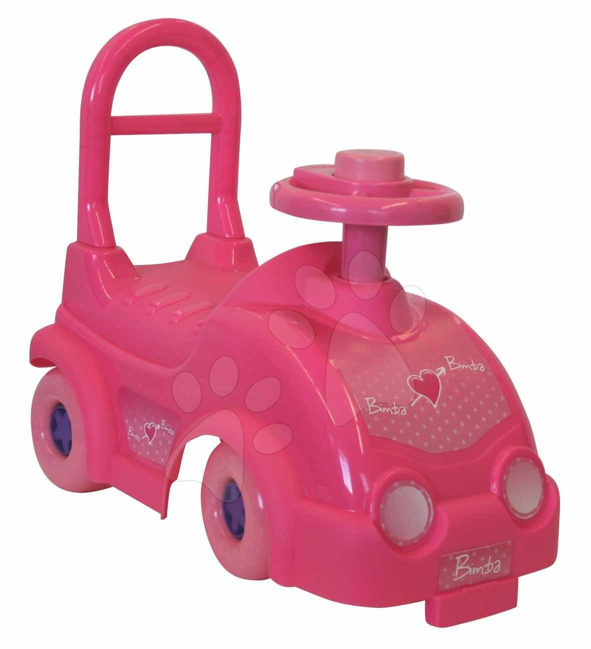 Motorky - Odrážedlo smarTrike Bimba New Pink růžové