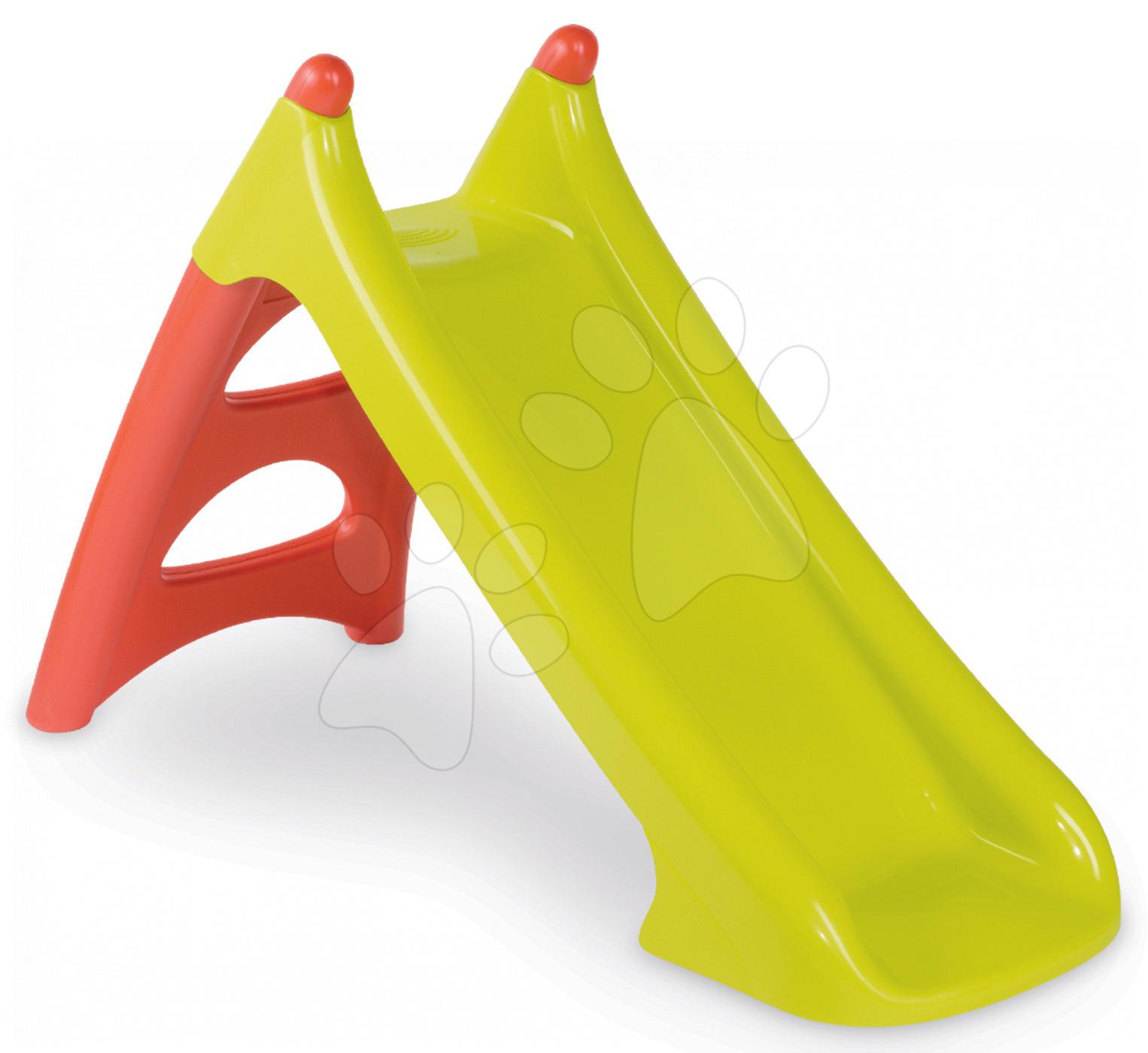 Smoby šmykľavka pre deti malá 310270 zeleno-červená