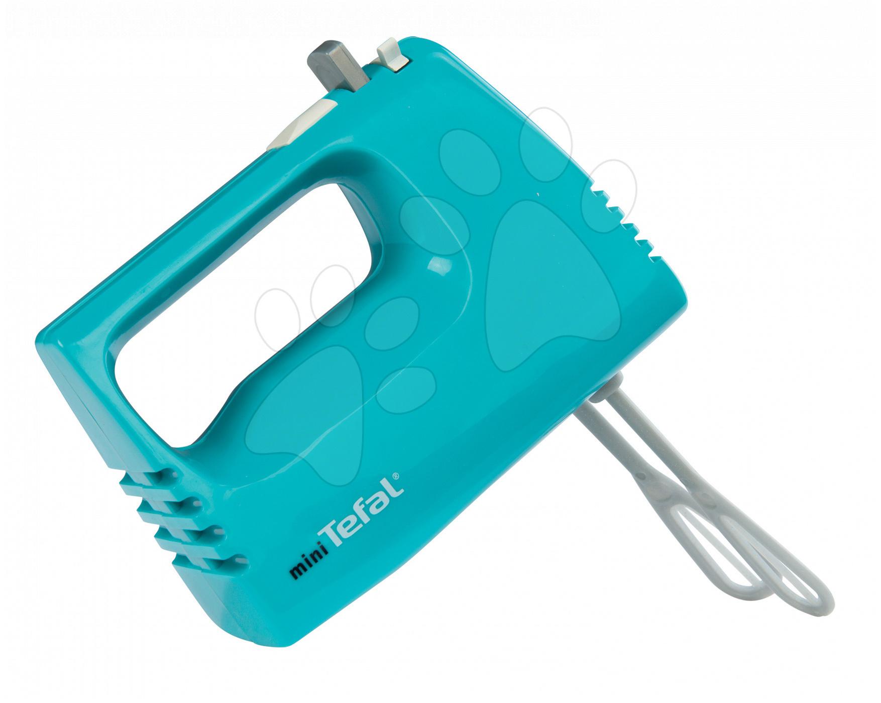 Smoby ruční mixér Mini Tefal s metličkami 310500 modrý