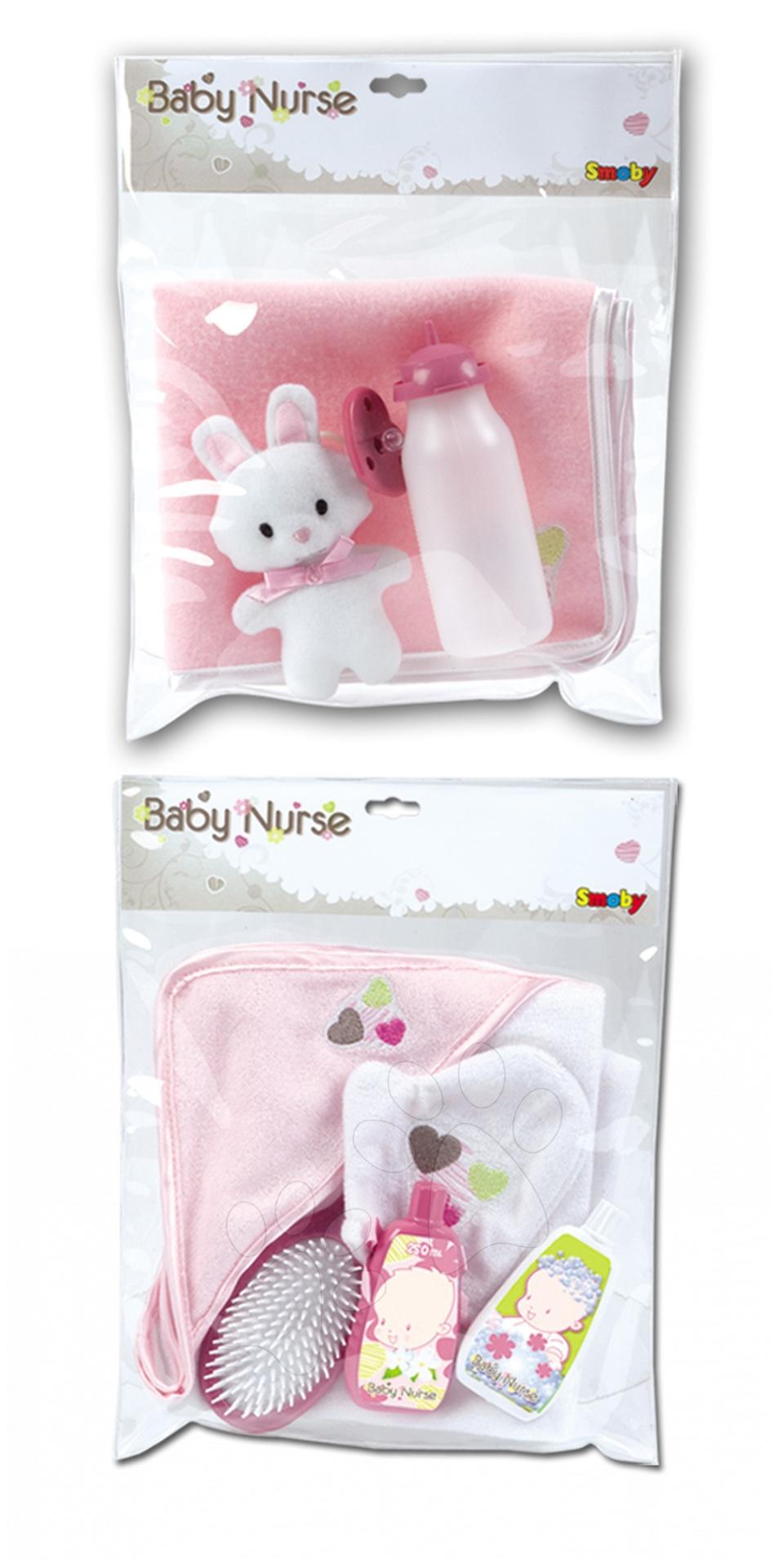 Baby Nurse sada do koupelny Smoby pro panenku