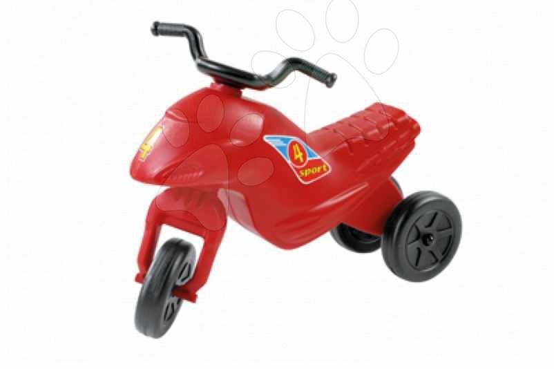 Motorky - Odrážedlo Superbike Mini Dohány červené od 18 měsíců