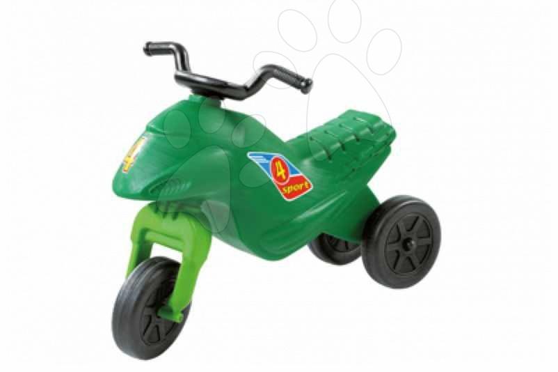 Motorky - Odrážedlo Superbike Mini Dohány zelené od 18 měsíců