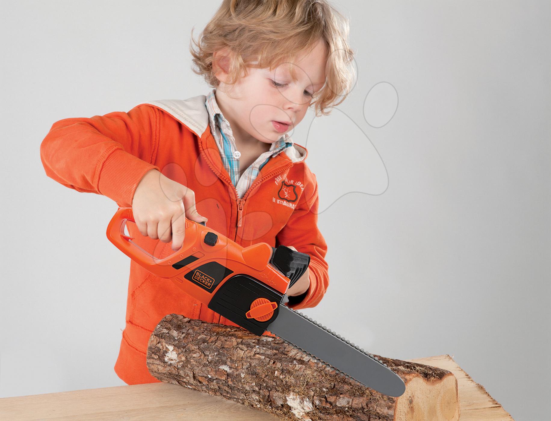 c6537f6e8 Smoby pracovné náradie pre deti Black & Decker 3 druhy 360112 ...