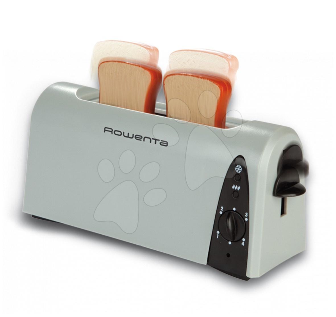 Staré položky - Krups toaster elektrický Smoby se zvukem a mechanickými funkcemi