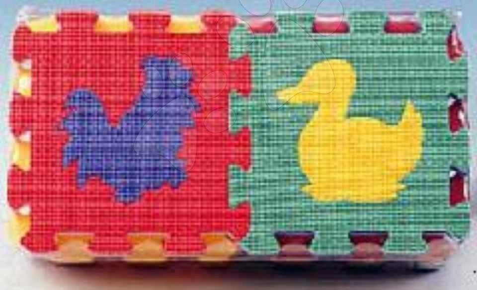 Habszivacs puzzle Állatkák a farmról Lee Chyun 6 db