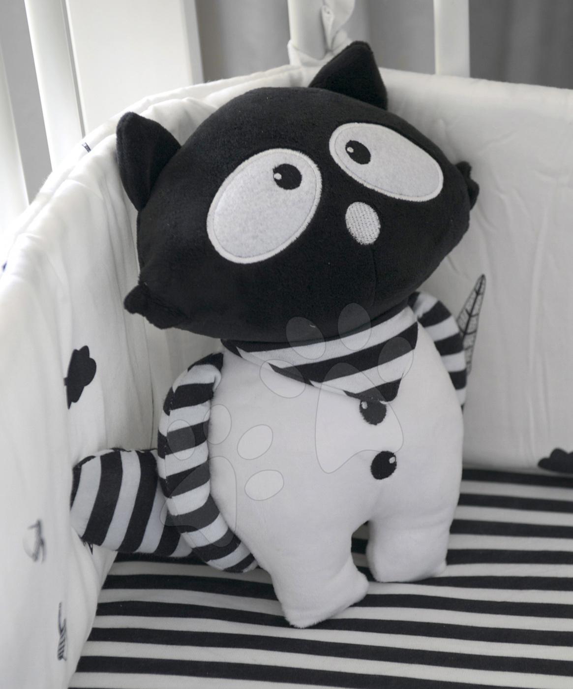 Textilní panenka Mýval Bamboo toTs-smarTrike Black&White