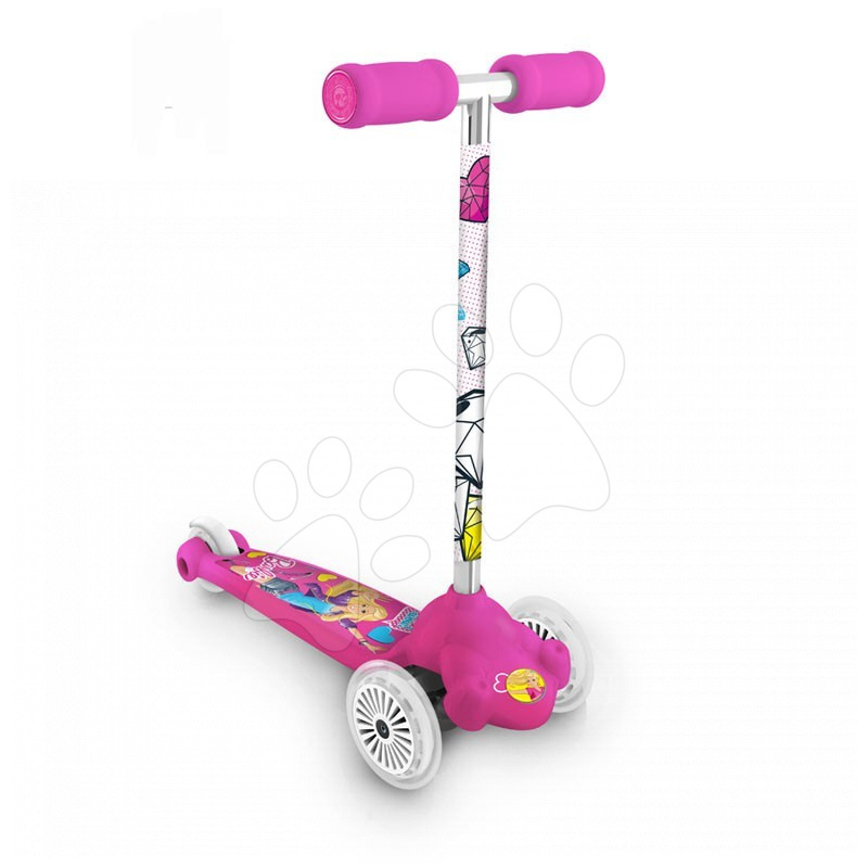 Koloběžka Scooter Barbie Mondo Twist & Roll