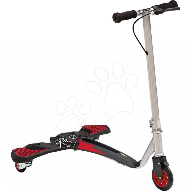 Koloběžky pro dospělé - Koloběžka The Amazing Spider Man Scooter Maxi Cool Carver Pro Wheels Mondo tříkolová
