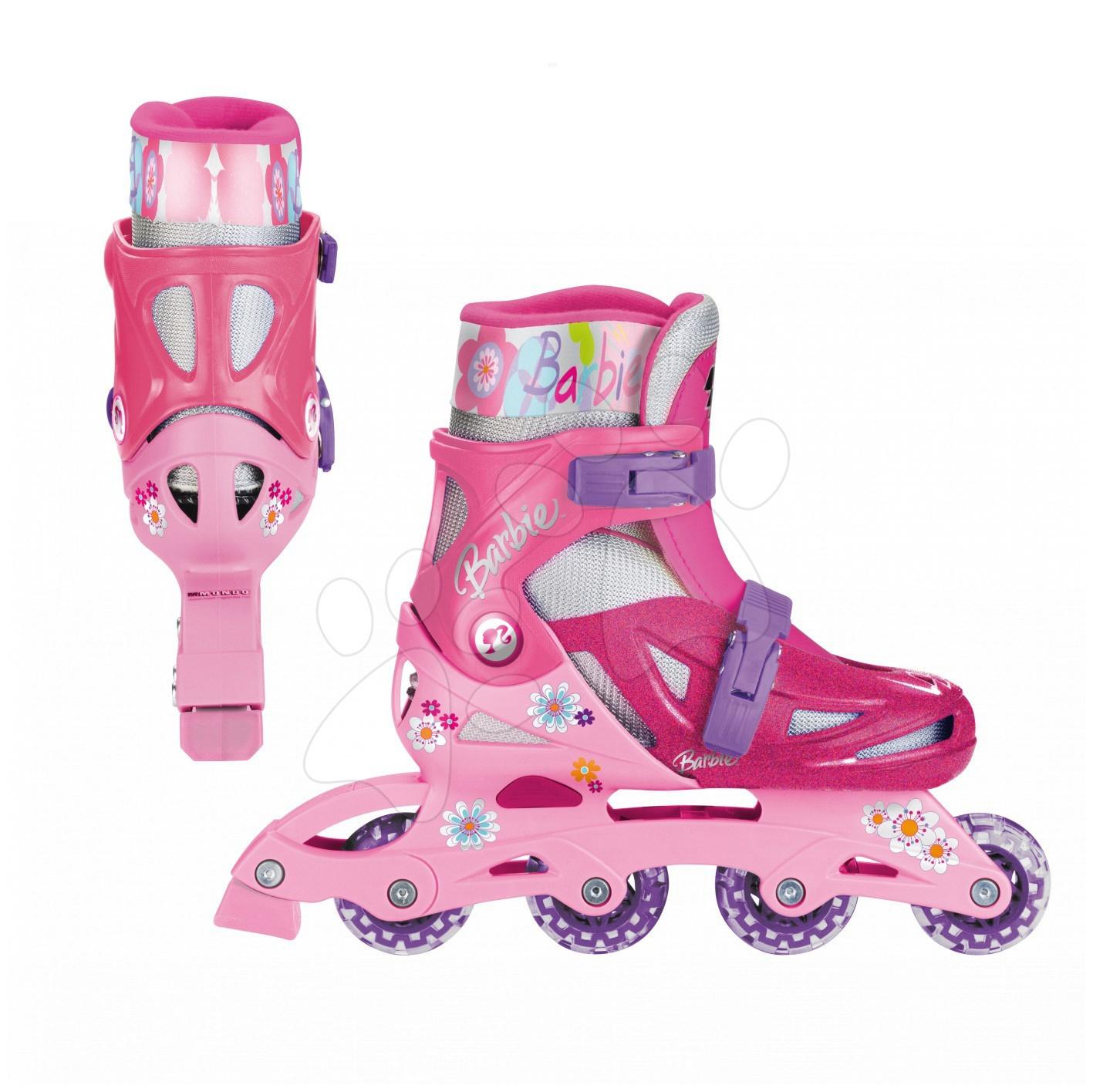Kolieskové korčule In Line Barbie Mondo 34-37 velkosť