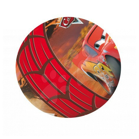 Lopta Foam Ball Autá 2 Mondo mäkká s reliéfom 10 cm