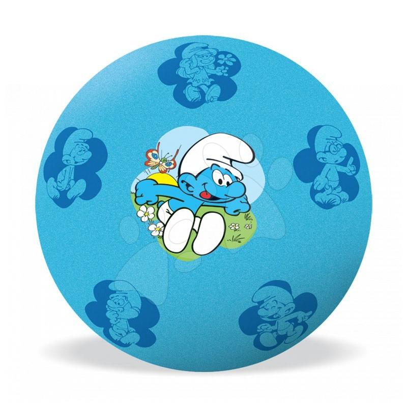Pěnový míč Šmoulové Mondo 20 cm