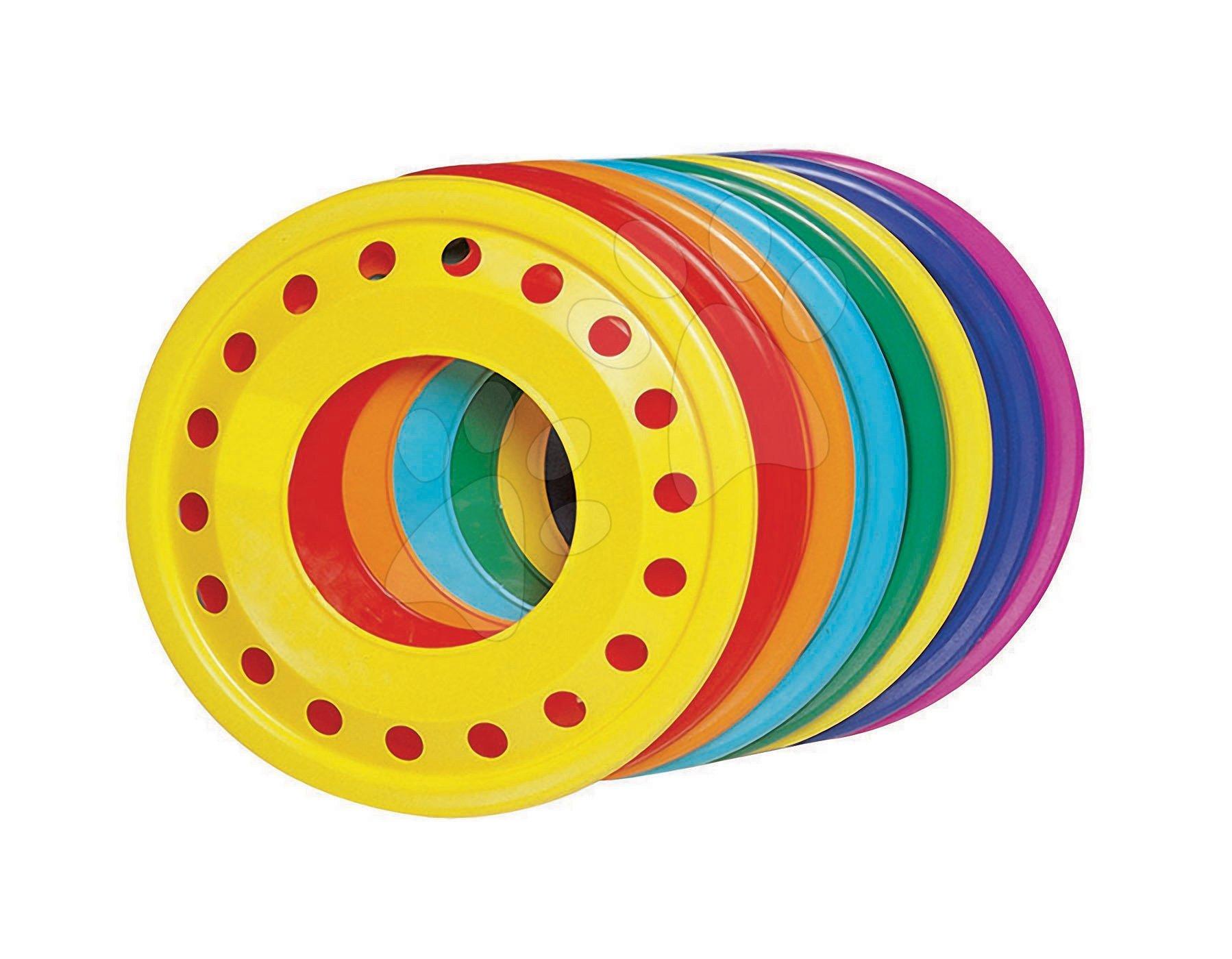 Lietajúci tanier Dohány priemer 18 cm dierkovaný od 3 rokov