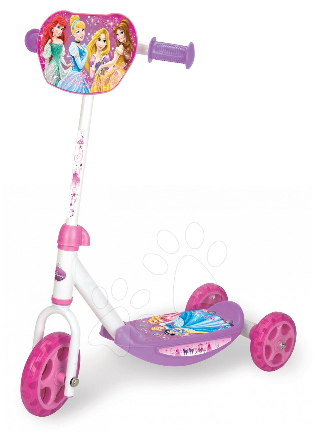 Roller Hercegnők Smoby háromkerekű