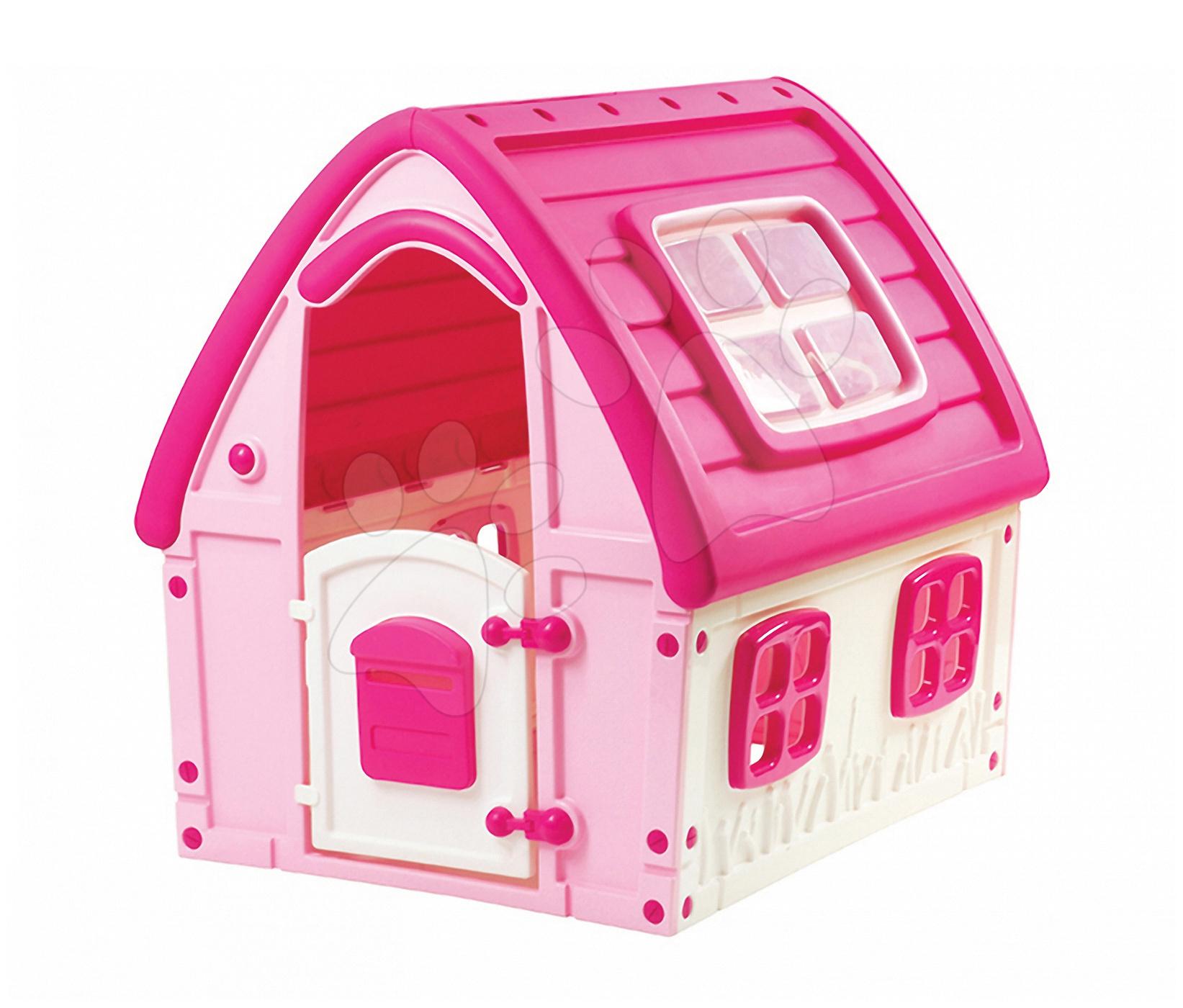 Domček Fairy House Starplast ružový od 24 mes