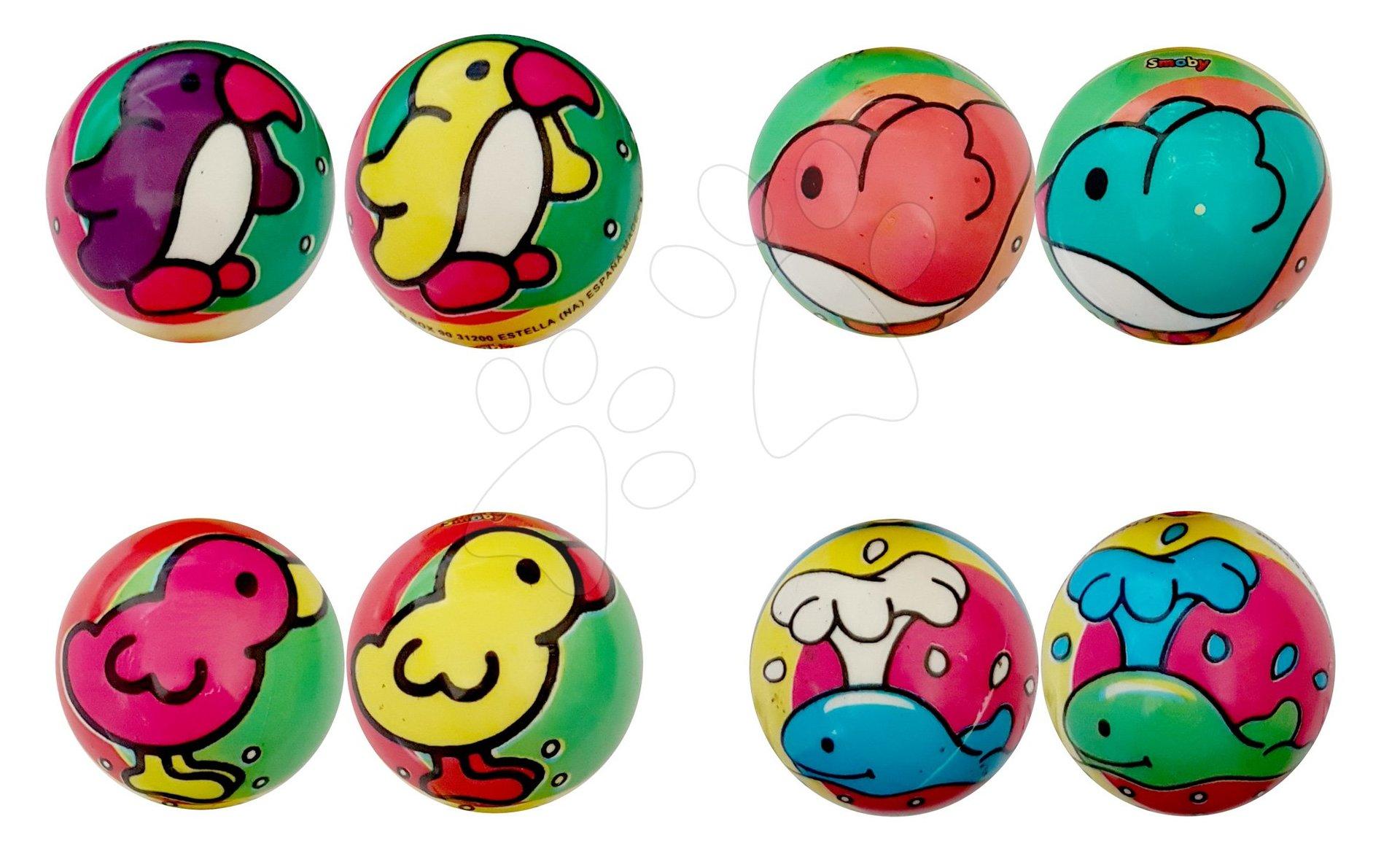 Pohádkový míč zvířátka Mondo 6 cm