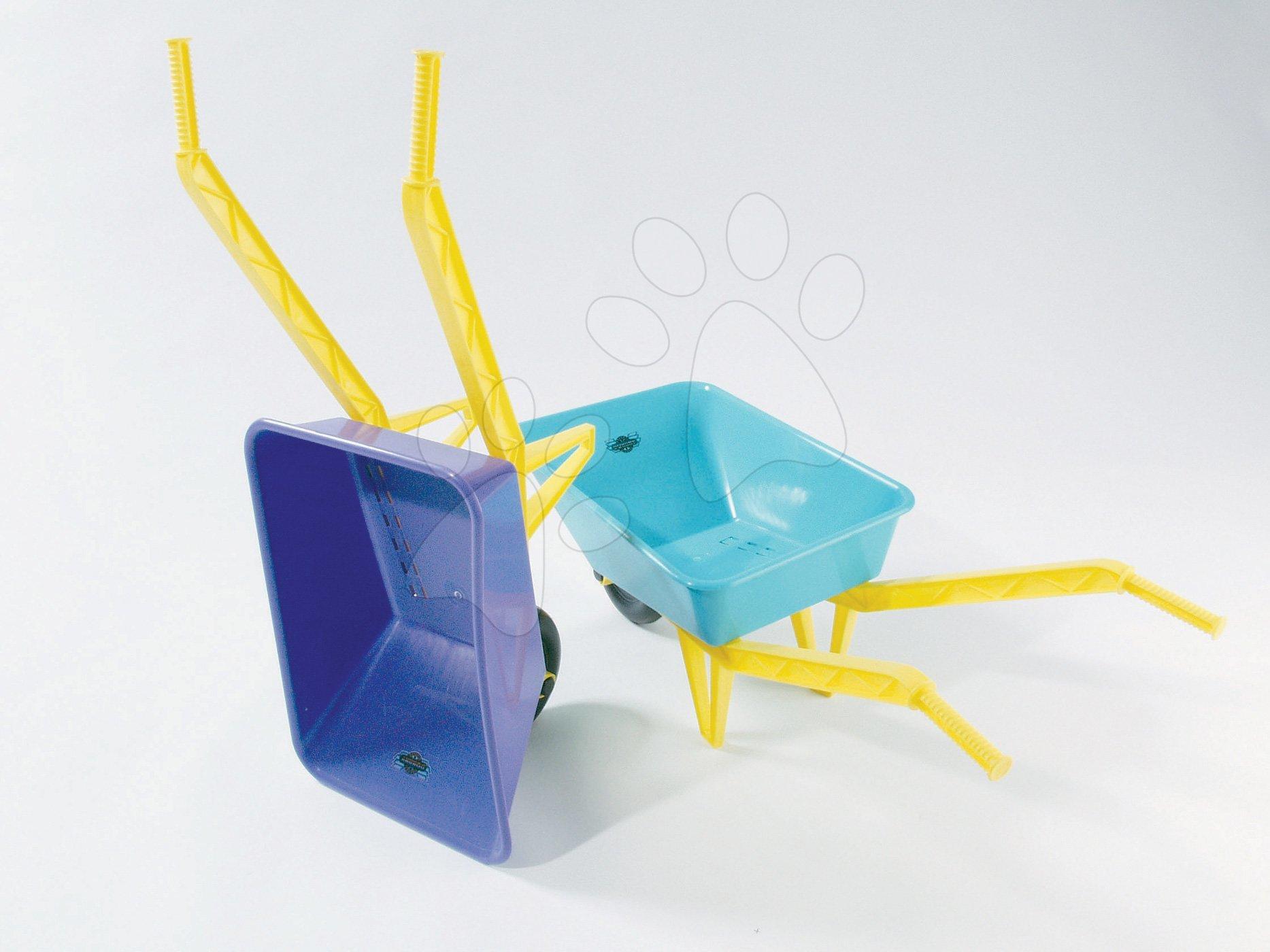 Kolečko Dohány modré/tyrkysové
