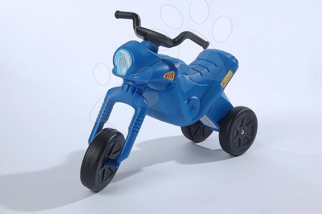 Odrážadlo motorka Enduro Dohány modré