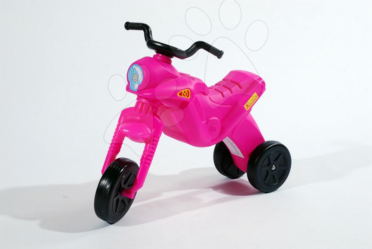 addba9dec92d Odrážadlo motorka Enduro Maxi Dohány ružové
