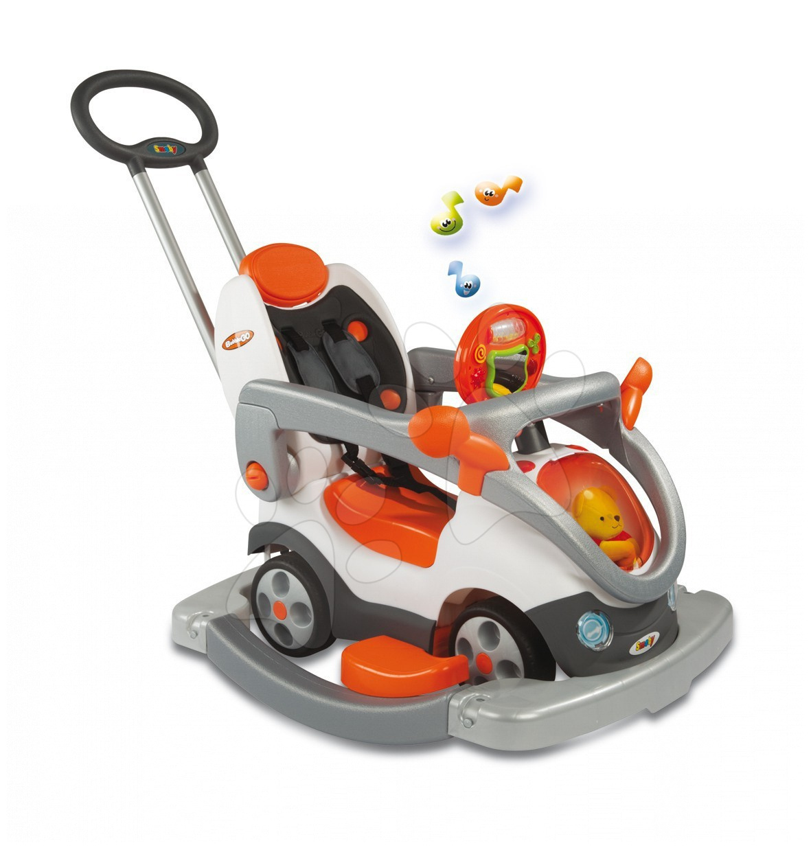 Smoby 412005 Bubble Go II Confort 108*66*86 cm od 6 mes