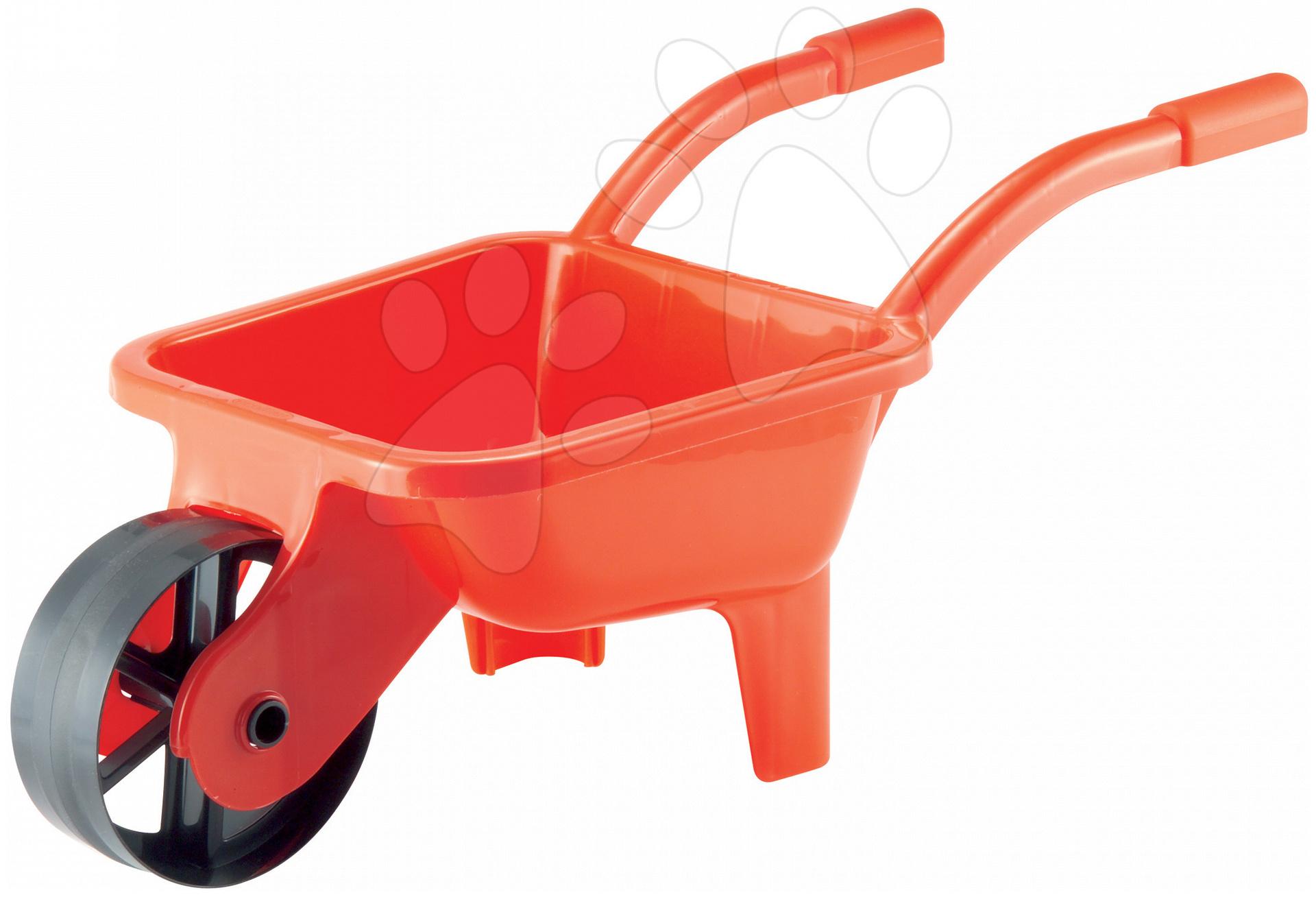 Samokolnice za pesek - Samokolnica Picnic Écoiffier (dolžina 66 cm) rdeča od 18 mes