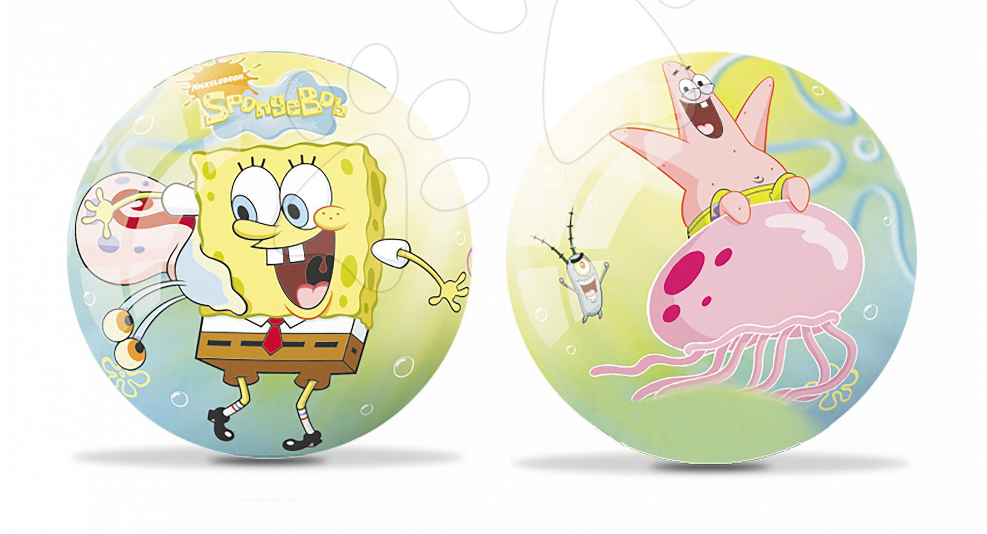 Míč Sponge Bob Mondo 14 cm