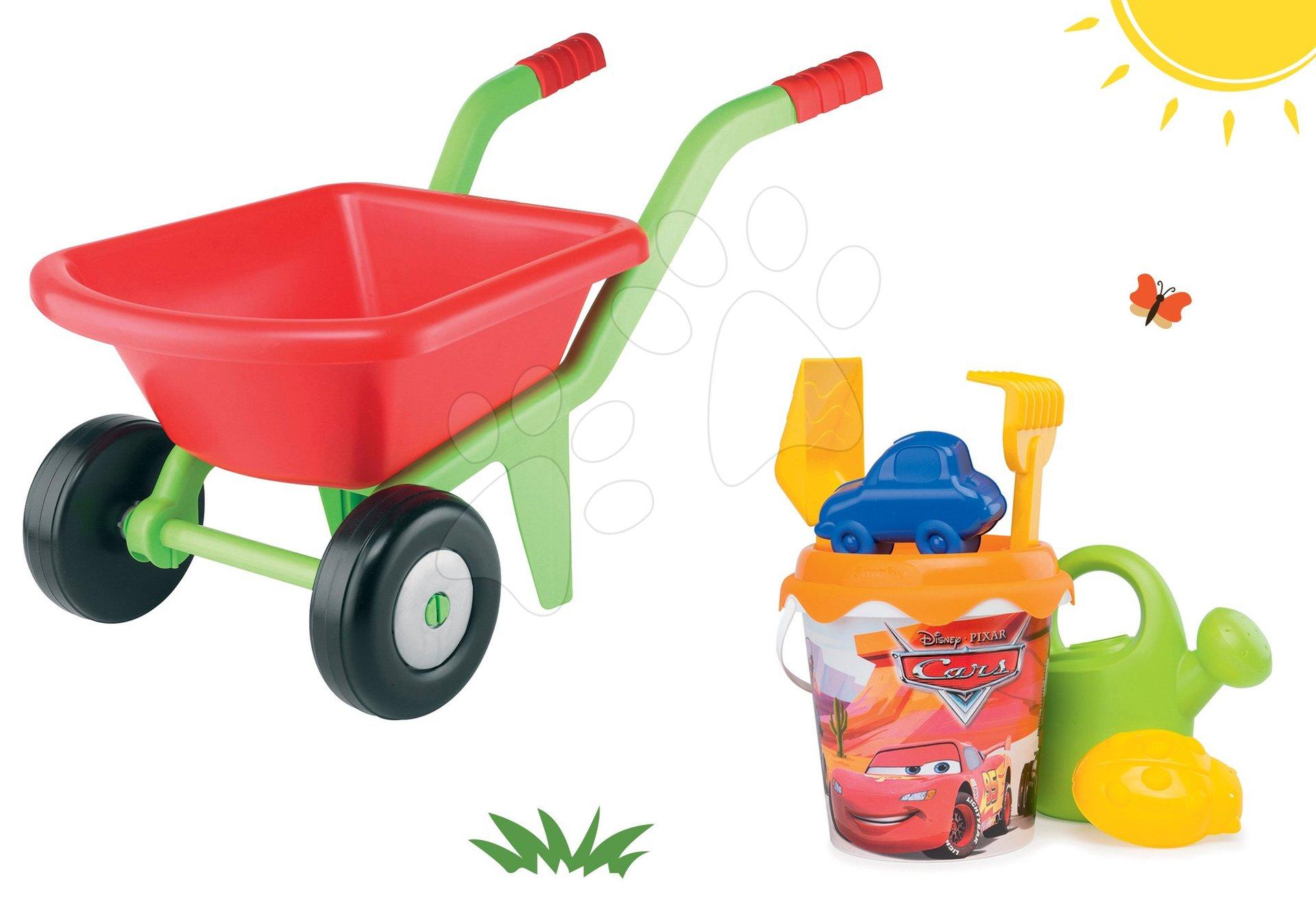 Set kolečko Picnic Écoiffier a kbelík set od 18 měsíců