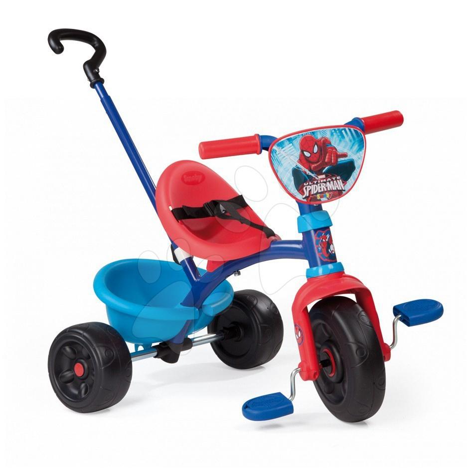 Tříkolka Ultimate Spiderman Be Move Smoby #VALUE! od 15 měsíců