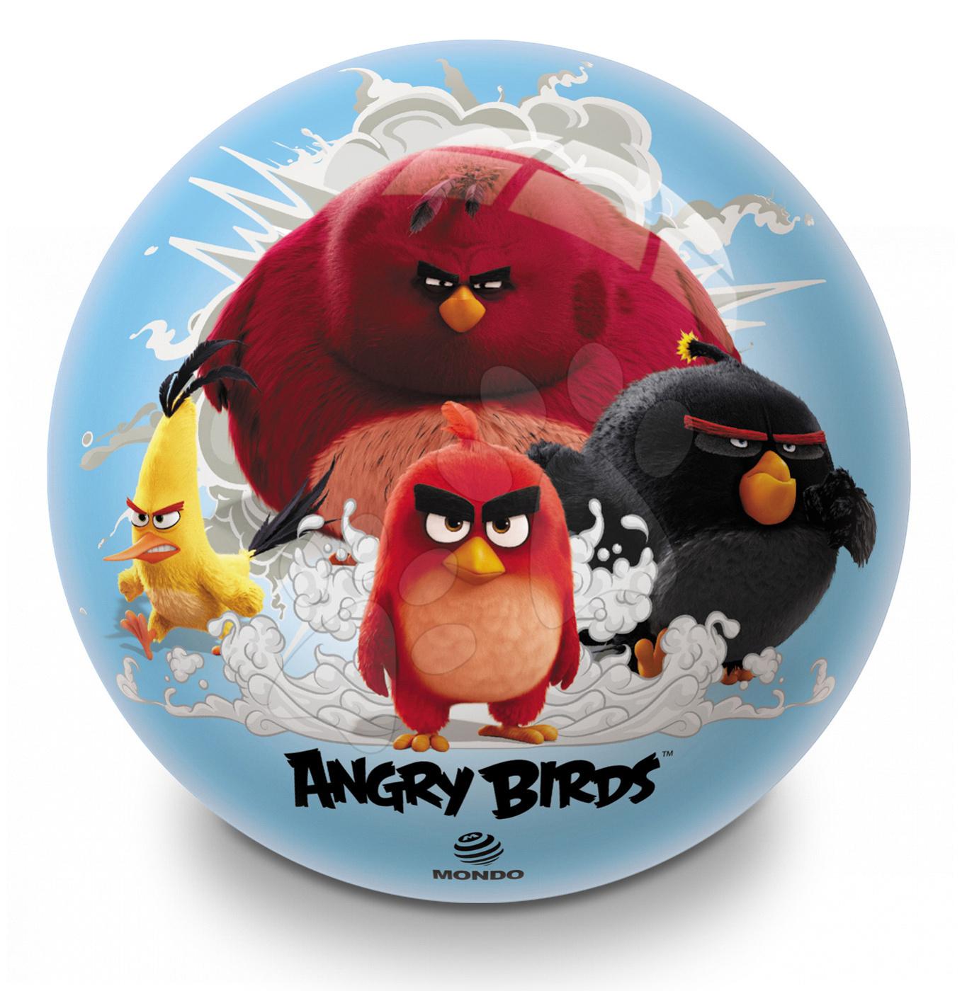 Pohádkový míč Angry Birds Mondo 14 cm