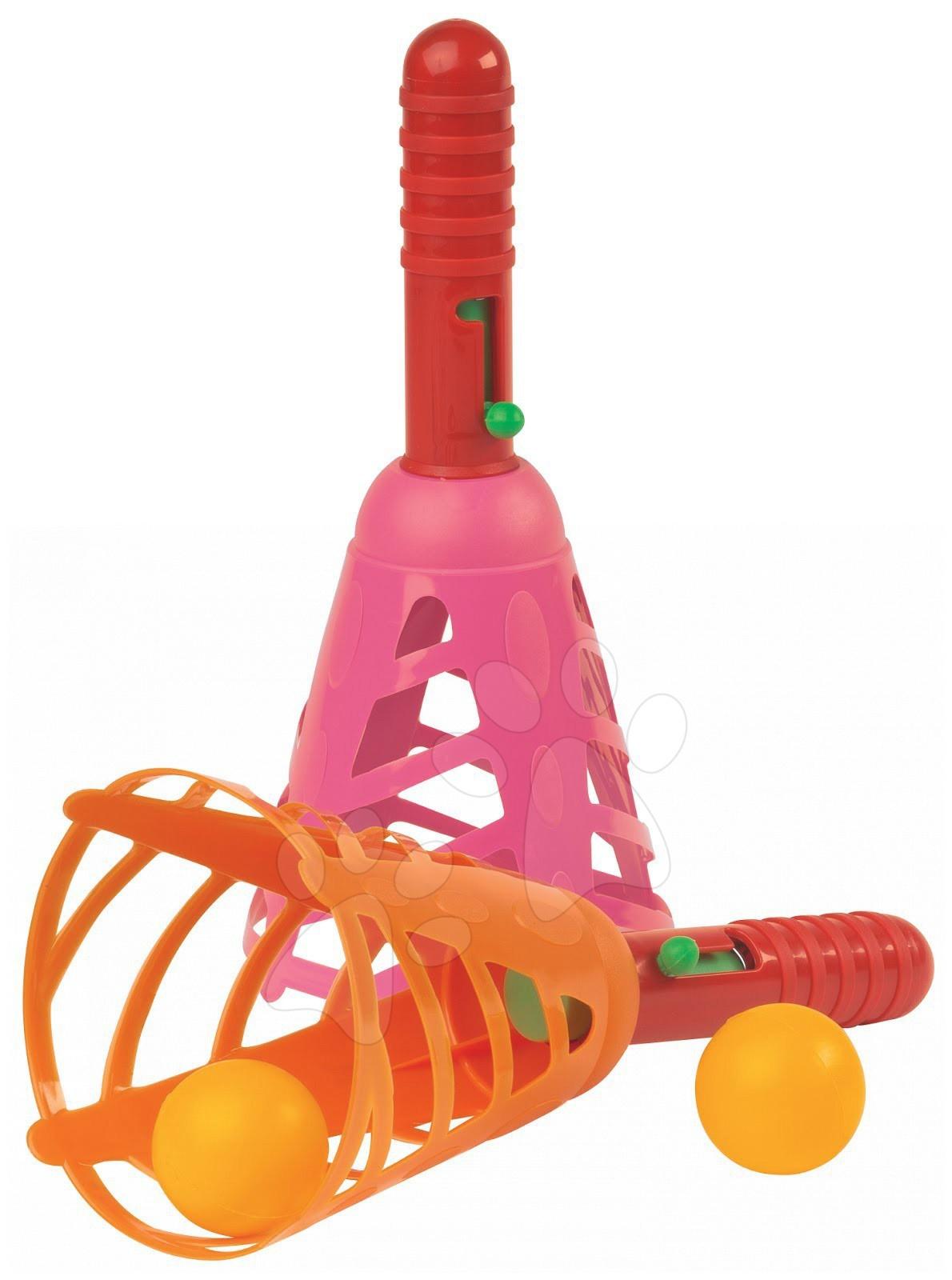 Hra s loptičkami Écoiffier ružová / oranžová od 3 rokov