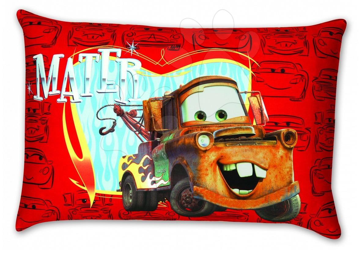 WD vankúš Cars microbeans - Tow Mater 26x40 cm