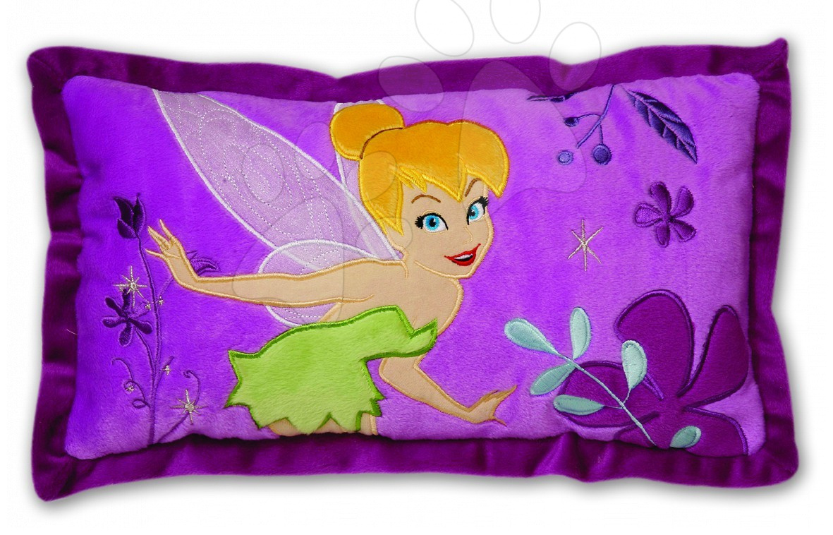 Plyšové polštáře - Polštář Fairies sladký Ilanit pink 28*42 cm