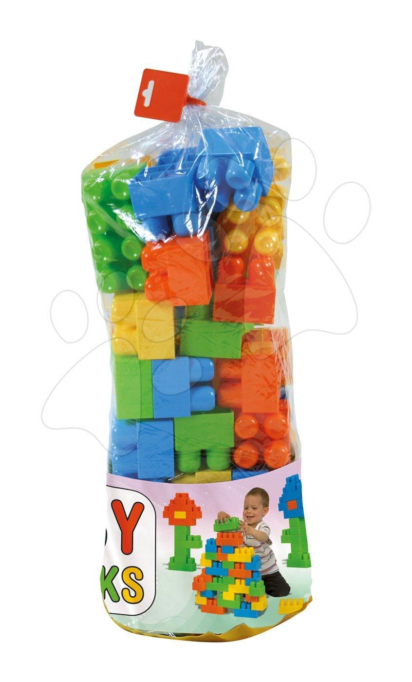 Veľké kocky Baby Block Dohány vo vreci 48 dielov od 24 mes
